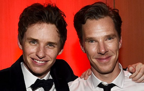 Eddie Redmayne on why Benedict is charming