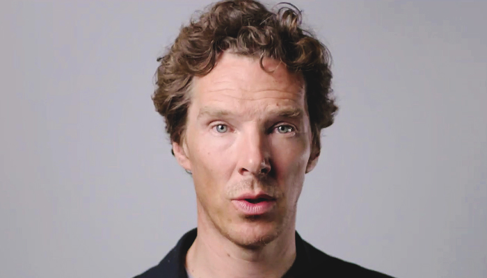 Benedict joins UNHCR's #EveryoneCounts campaign