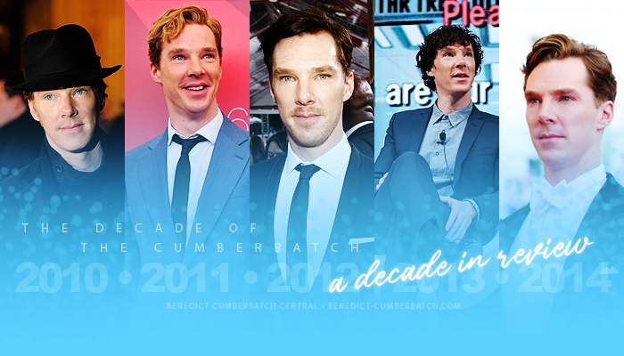 """The Decade of the Cumberbatch""; a decade in review — Part 1"