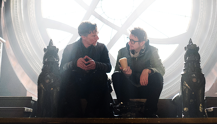 "Scott Derrickson won't helm ""Doctor Strange: In the Multiverse of Madness"""