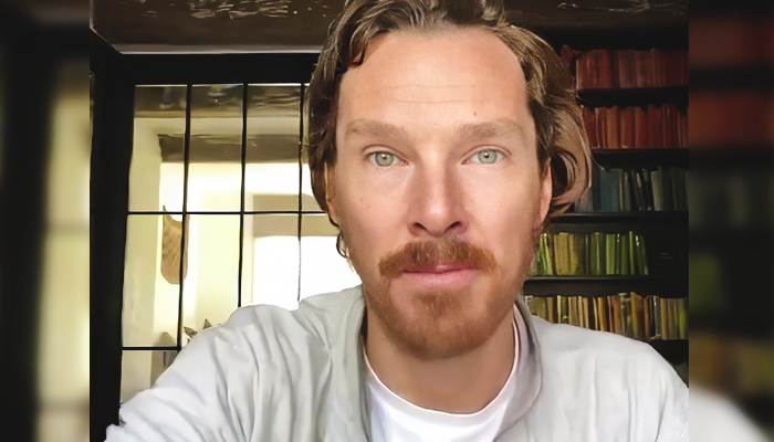 Benedict talks 'The Courier' and life on quarantine during COVID-19 with Tatler Hong Kong