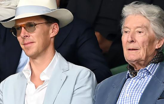 Benedict appears at Wimbledon